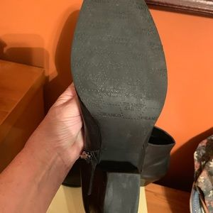 Franco Sarto Shoes - Chic, Franco Sarto leather booties